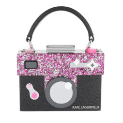 a3a6a1a357658c Karl Lagerfeld Tasche – Yoni Alter Minaudiere Black – in bunt – für Damen
