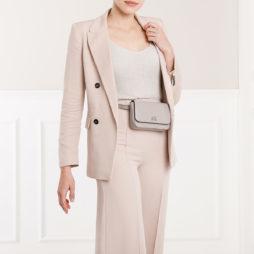 e6f279dd755e4 Michael Kors Gürteltasche – Mott Belt Bag Pearl Grey – in grau – für Damen